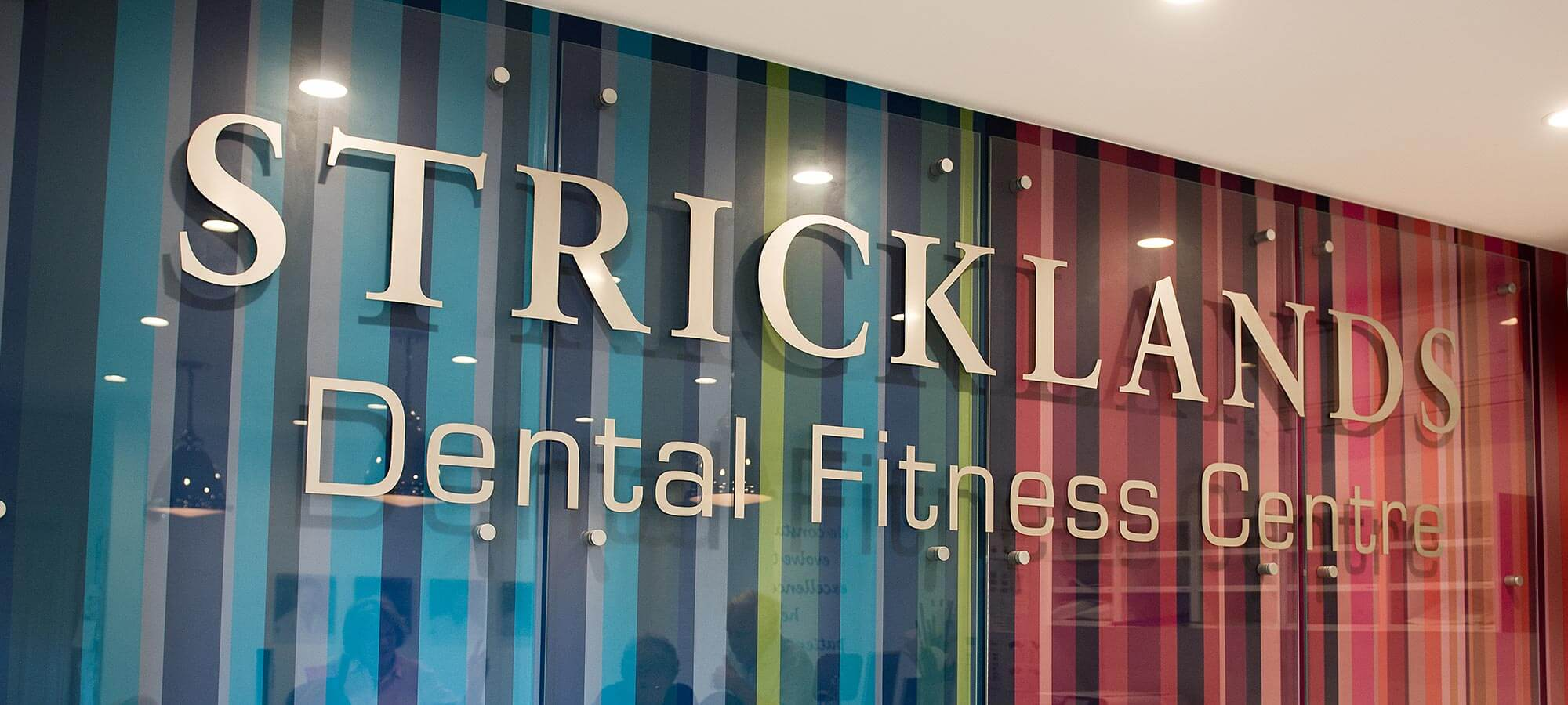 Stricklands Dental Fitness Centre