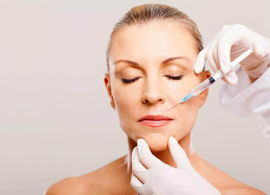 Women Getting Botox